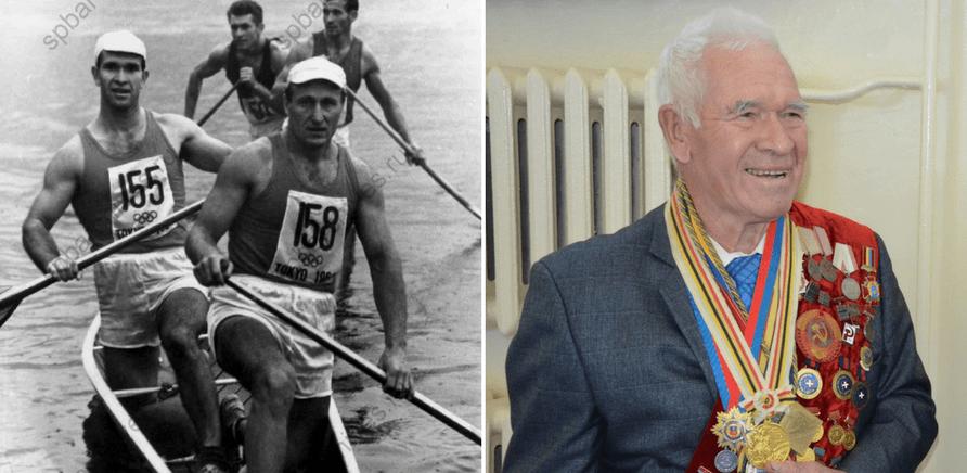 Фото 1 - Андрій Хіміч (на першому фото – зліва) на Олімпіаді та сьогодні