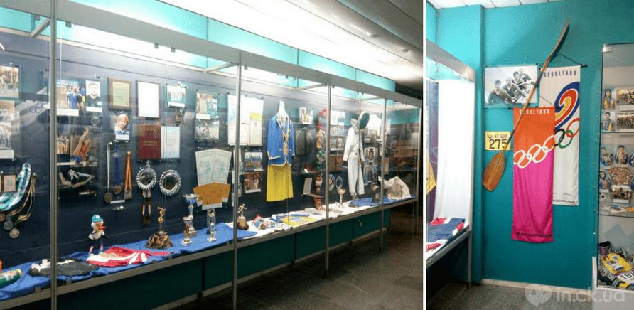 Фото 2 - Свого часу наш край на Олімпійських іграх прославляли зо два десятки спортсменів, у Краєзнавчому музеї є експозиція на цю тему