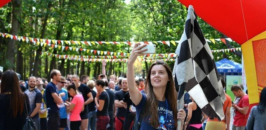 """'100 тисяч гривень для незрячих черкасців зібрали на """"Cherity Fest""""'"""