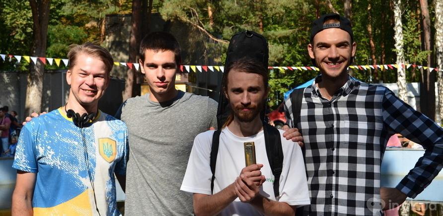 """Фото 5 - 100 тисяч гривень на потреби незрячих черкасців зібрали на """"Cherity Fest"""""""