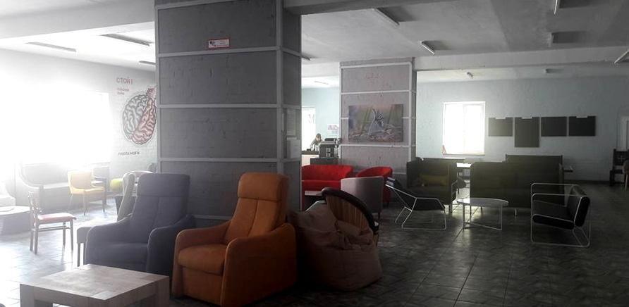 Фото 1 - В Черкассах может появиться новый хаб для креативных команд и фрилансеров