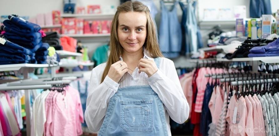Фото 7 - Комбинезон-юбка – 870 грн, блузка – 375 грн
