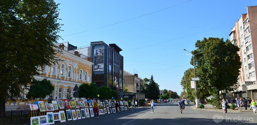 Фото 5 - Мистецький простір на Хрещатику: фото та відео