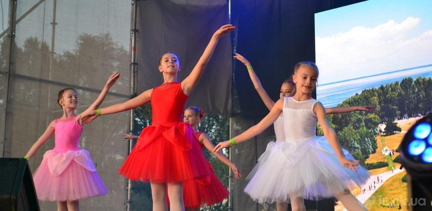 Фото 4 - Как Черкассы праздновали день рождения в Долине роз