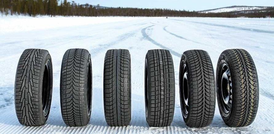 '12 брендов зимней резины, которые рекомендуют эксперты шинных центров'