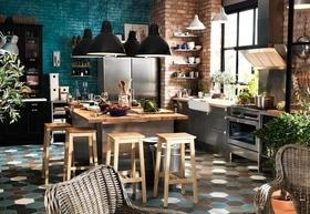 'Стройся!' - статья 10 ошибок в дизайне кухни