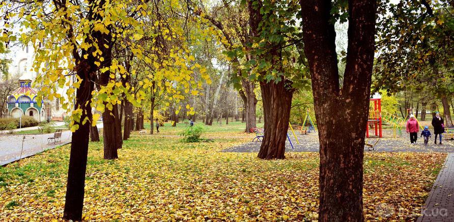 Фото 3 - Соборний парк