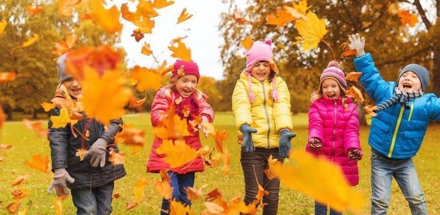 'Чем занять ребенка на осенних каникулах?'