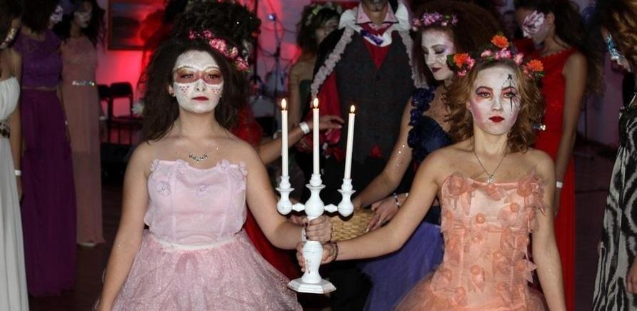 'Как в Черкасском художественном музее отпраздновали Хэллоуин'