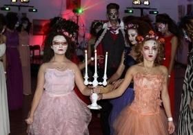 Статья 'Как в Черкасском художественном музее отпраздновали Хэллоуин'