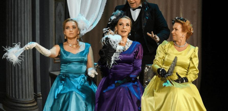 'Выиграй 2 билета на спектакль 'Анна Каренина''