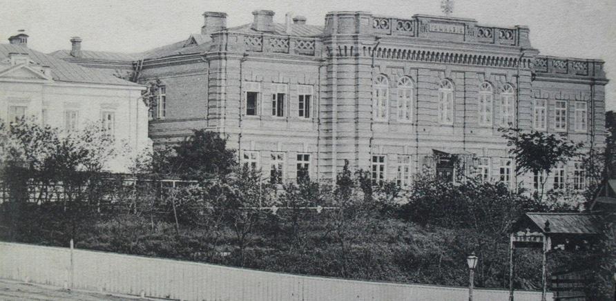 Фото 2 - Когда-то музыкальное училище было Первой министерской мужской гимназией