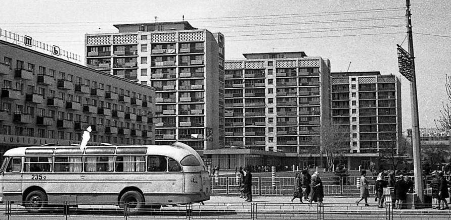 Старые Черкассы – старые автобусы