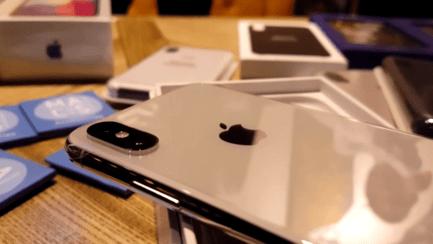 'У Черкасах презентували новий iPhone X'