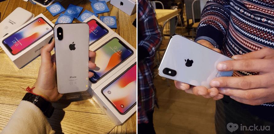 """Фото 1 - Презентация iPhone X в """"KIM BAR"""""""