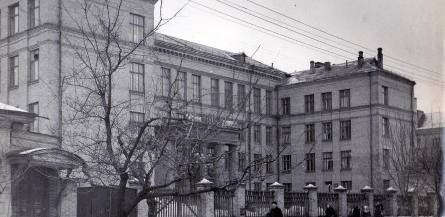 Здание теперешней 17 школы