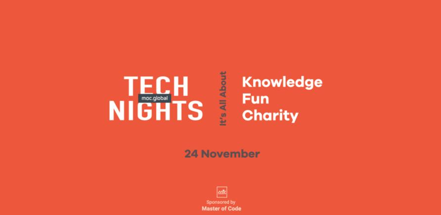 """'В Черкассах пройдет """"Tech Nights"""": 3 причины посетить это событие'"""