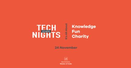 """'У Черкасах пройде """"Tech Nights"""": 3 причини відвідати цю подію'"""