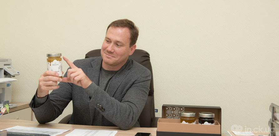 Фото 1 - Генеральный директор рассказывает о готовой продукции