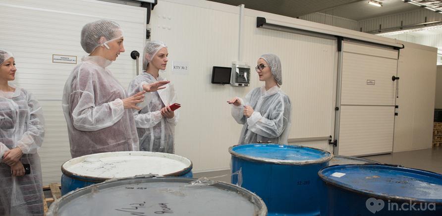 Фото 2 - Экскурсия по производству