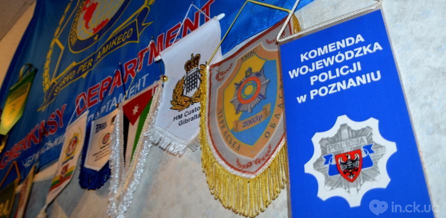 Фото 1 - В городе действует музей полицейской атрибутики со всего мира