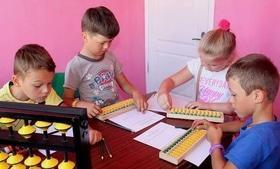 Статья 'Объясняем на пальцах: в Черкассах появились курсы ментальной арифметики'