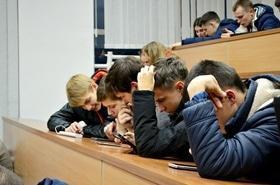 Статья 'Студенты ЧНУ и ЧГТУ сыграли в коллективные шахматы'