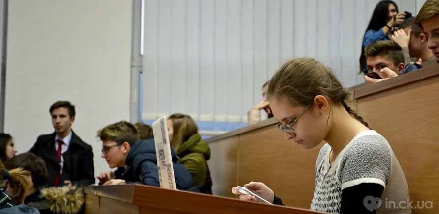 Фото 3 - Студенты ЧНУ на коллективном шахматном турнире