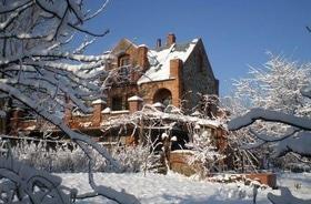 Стаття 'Новий рік у сільській садибі: куди поїхати в Черкаській області'