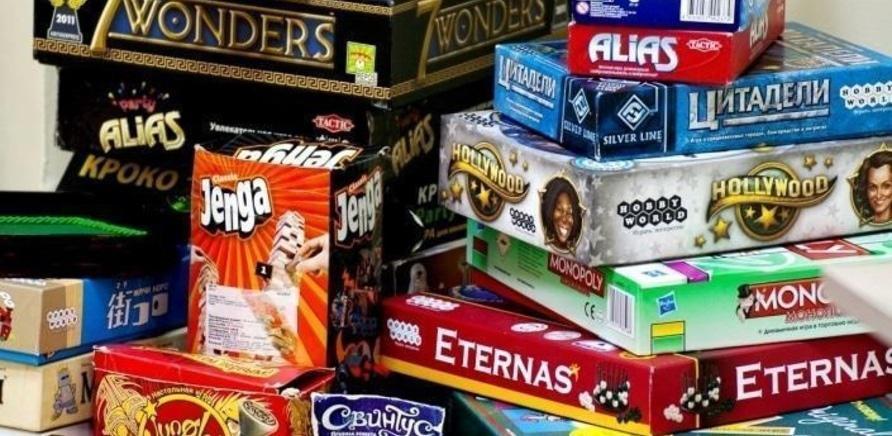 'У Черкасах працює безкоштовний клуб із двома сотнями настільних ігор'