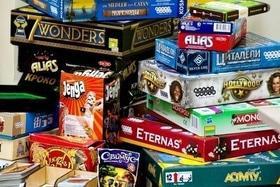 Статья 'В Черкассах работает бесплатный клуб с двумя сотнями настольных игр'