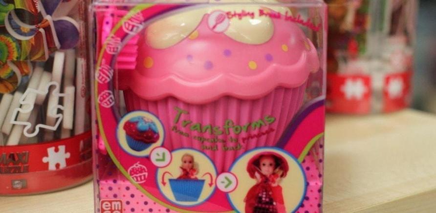 '13 идей детских подарков на Новый год'