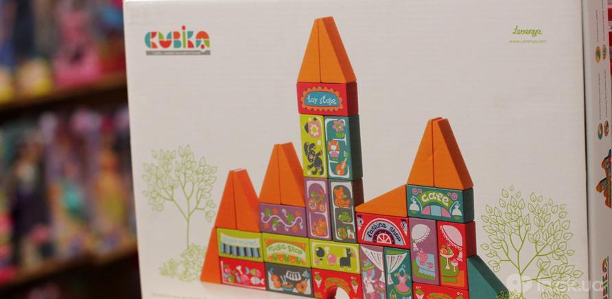 Фото 1 - 13 идей детских подарков на Новый год