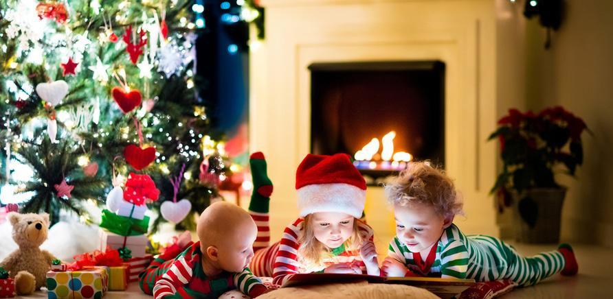 """Когда """"перерос"""" Деда Мороза: необычные развлечения для детей"""