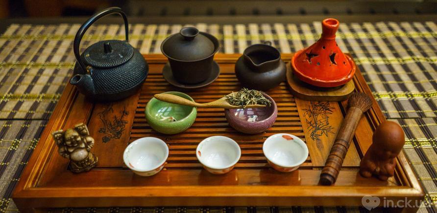 Фото 1 - Японская чайная церемония