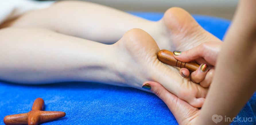 Фото 5 - Расслабляющий массаж стоп