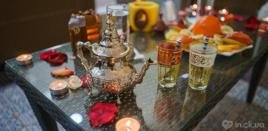Фото 1 - Марокканская чайная церемония