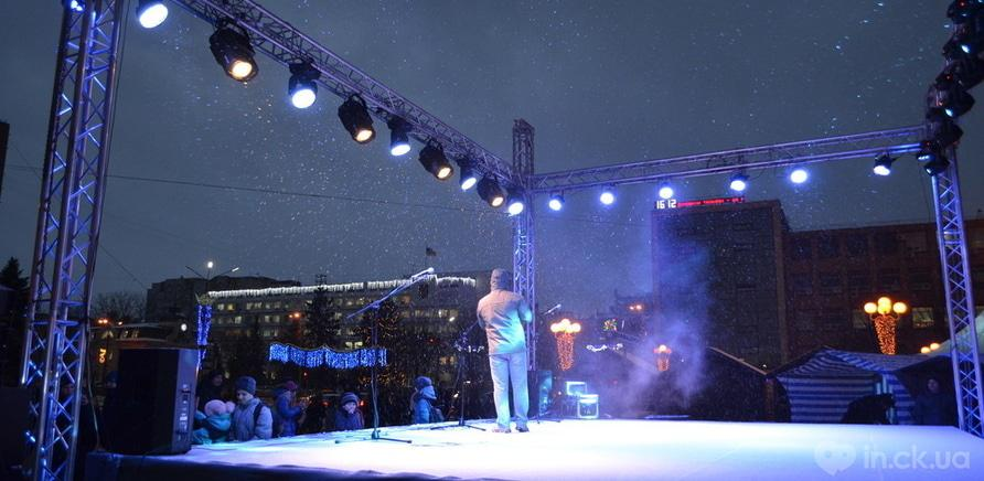 Фото 4 - Святой Николай зажег новогоднюю елку на Соборной площади
