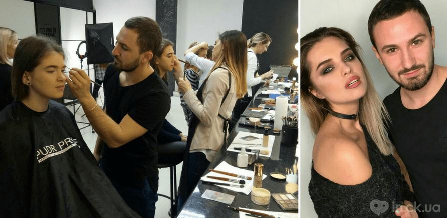 Просите у визажиста макияж, с которым вам комфортно