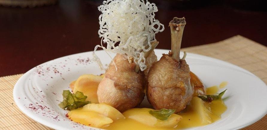 'Кулінарні поради: 4 страви, які можна спробувати в 'Королівському замку''