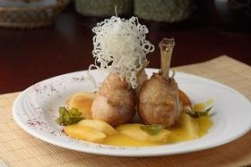 """Статья 'Кулинарные советы: 4 блюда, которые можно попробовать в """"Королевском замке""""'"""