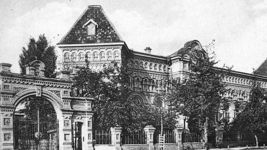 Гимназия Самойловської