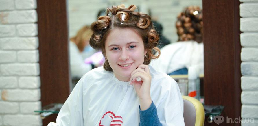 Фото 6 - Завершальний етап створення зачіски
