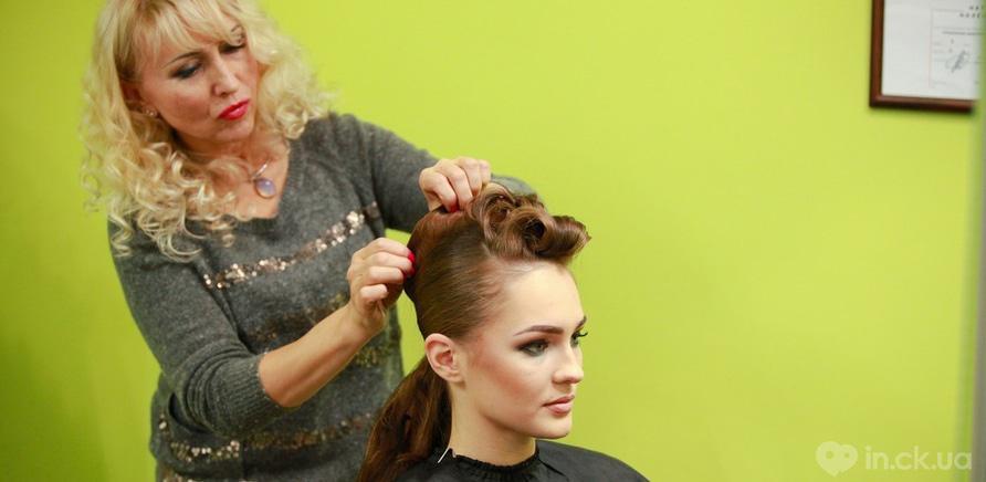 Фото 5 - Створення елегантної зачіски