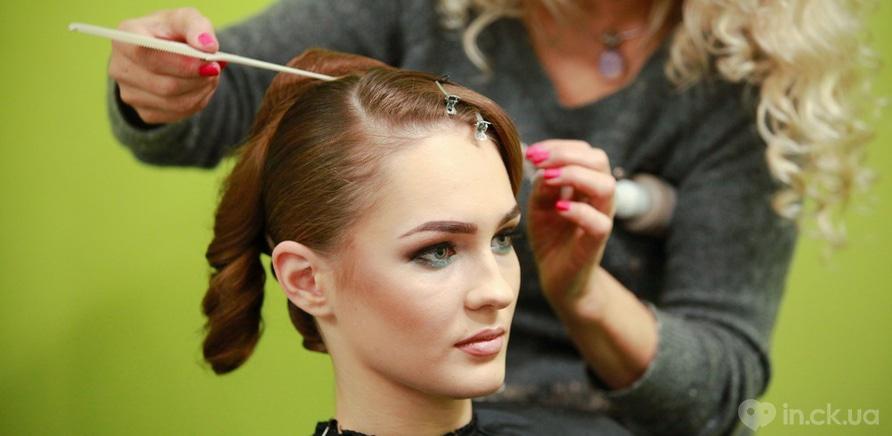 Фото 6 - Створення елегантної зачіски