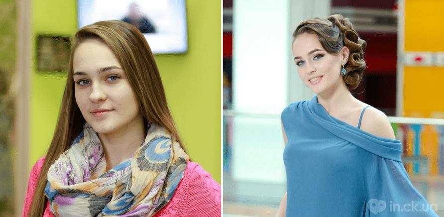 """Фото 1 - Марія до і після проекту """"НоваЯ"""""""