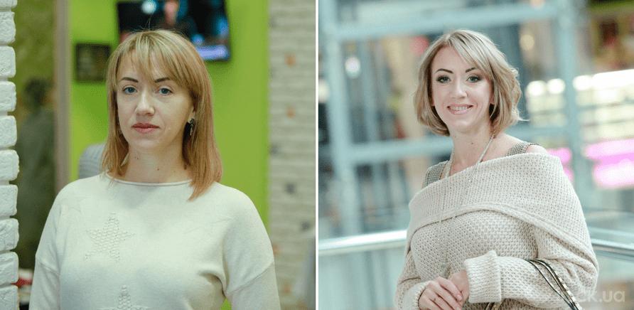 """Фото 1 - Олена до і після проекту """"НоваЯ"""""""