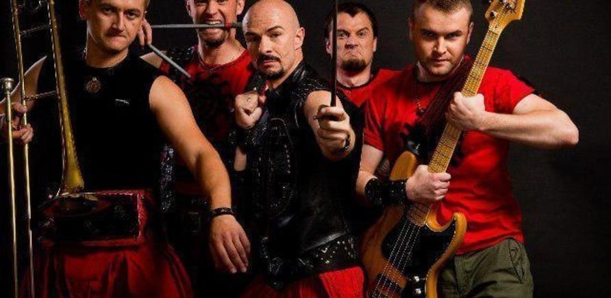 'В Черкассах с рождественской программой выступят группы 'Гайдамаки', 'Хорея козацька' и 'Поликарп''