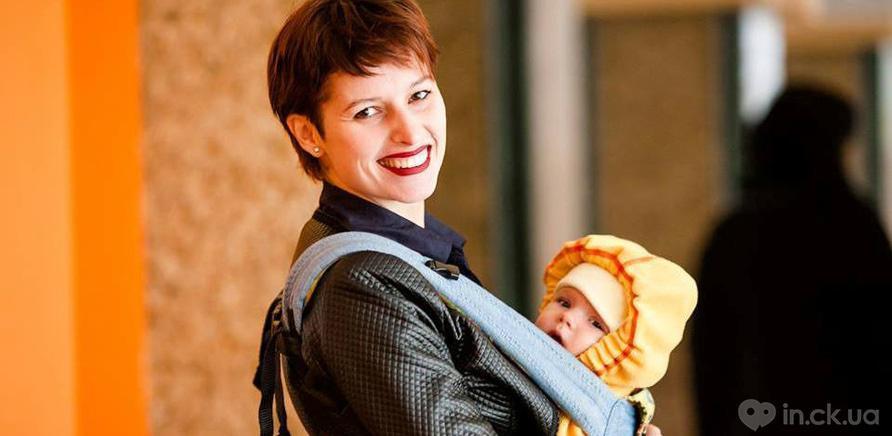 Фото 1 - Анна Колодницкая с ребенком