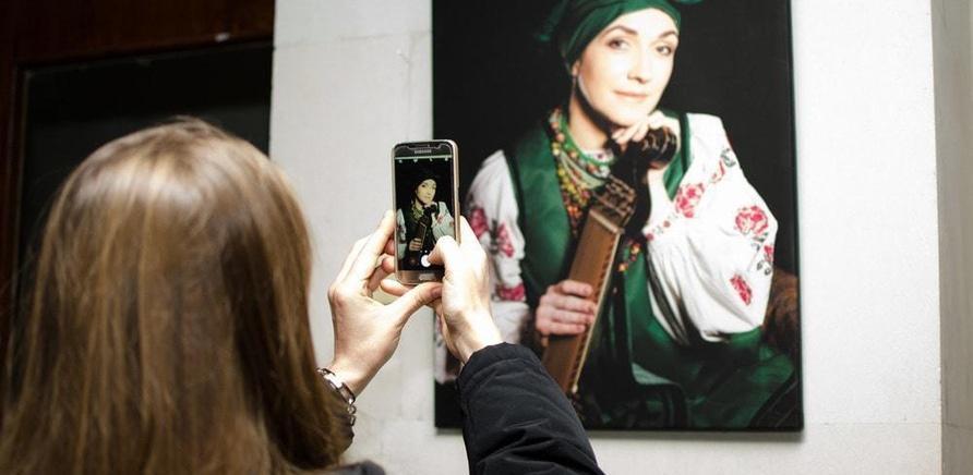 'Выставка головных уборов состоялась в Черкассах'